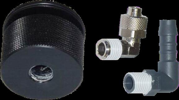 Masken-Adapter - Interspiro Steckanschluss