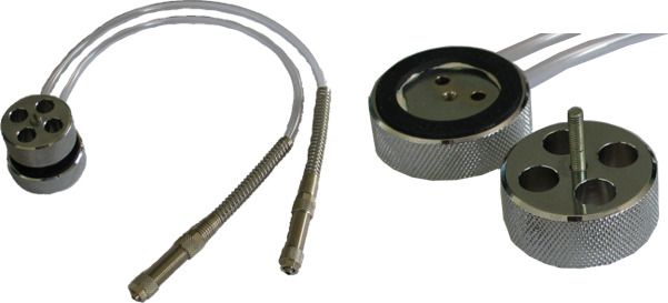 Schutzanzug-Adapter - Interspiro