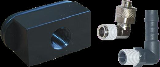 Masken-Adapter - Interspiro S-Klasse