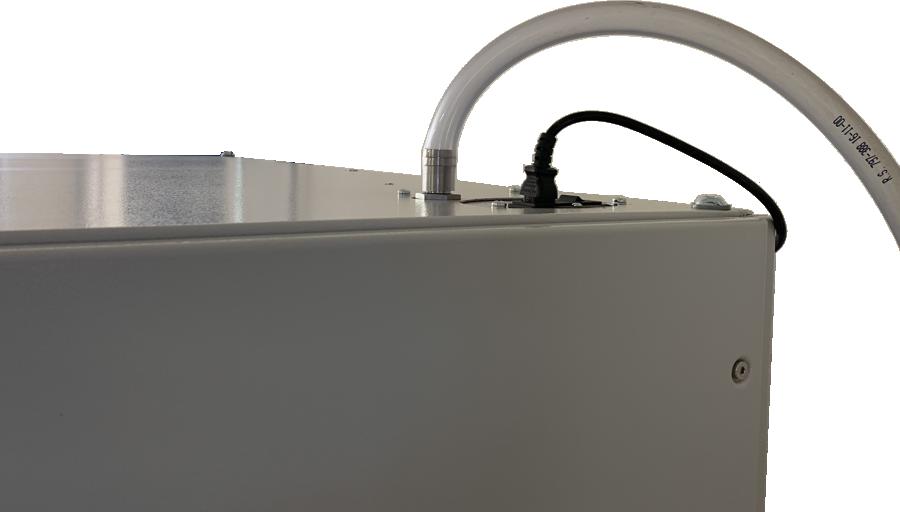 Netz- bzw. Stromanschluss