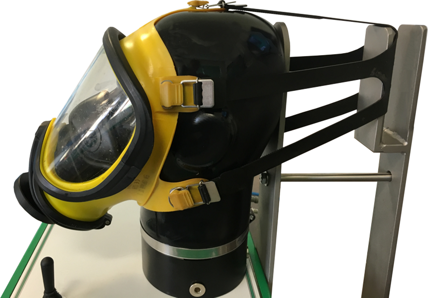 MT 720M Maskenspannung