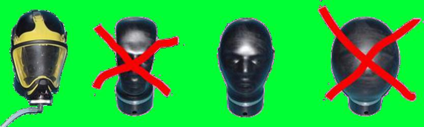 Kopfformen
