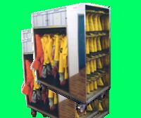 Transport- und Lagercontainer für CSA