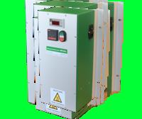 Gebläse und Luftleitungen für Trockeneinrichtungen